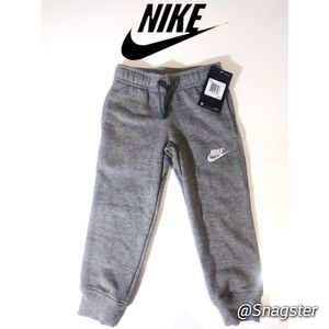 NIKE Boys Carbon Heather Jogger